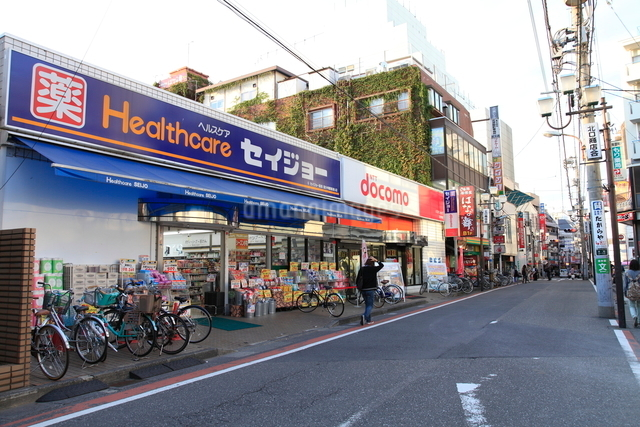 国分寺駅北口商店会の写真素材 [FYI01457059]