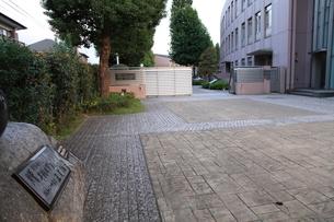 早稲田実業学校の写真素材 [FYI01457286]