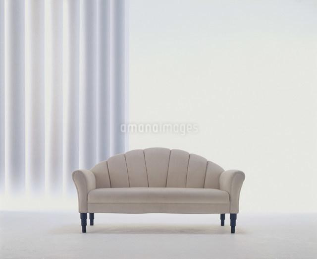 ソファの写真素材 [FYI01458153]