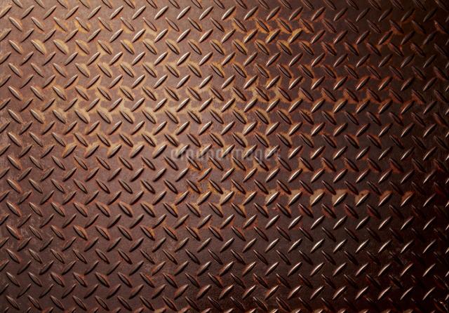 錆びた鉄の写真素材 [FYI01458580]