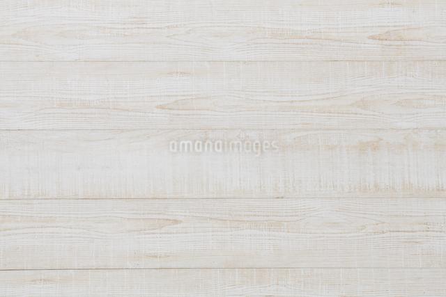 白い木の板を並べているの写真素材 [FYI01458591]