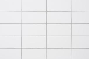 長方形の貼っているタイルの写真素材 [FYI01458895]