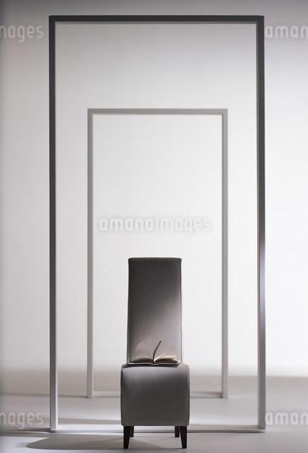 椅子の写真素材 [FYI01460607]