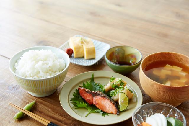 食事の写真素材 [FYI01461544]