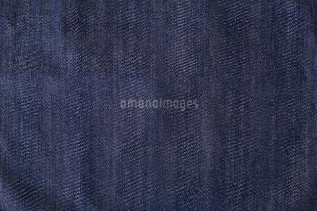 デニム生地の写真素材 [FYI01461561]