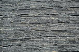 石レンガの壁の写真素材 [FYI01463127]