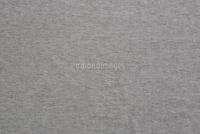 グレーの麻布の写真素材 [FYI01463847]