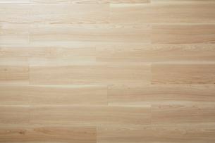 白い木目の床の写真素材 [FYI01463908]