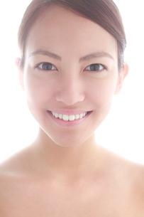 女性フェイシャルイメージの写真素材 [FYI01465263]