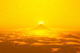 富士山の写真素材 [FYI01466460]