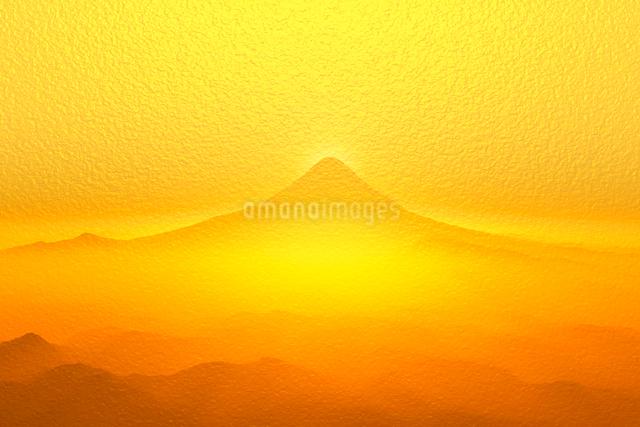 富士山のイラスト素材 [FYI01466461]