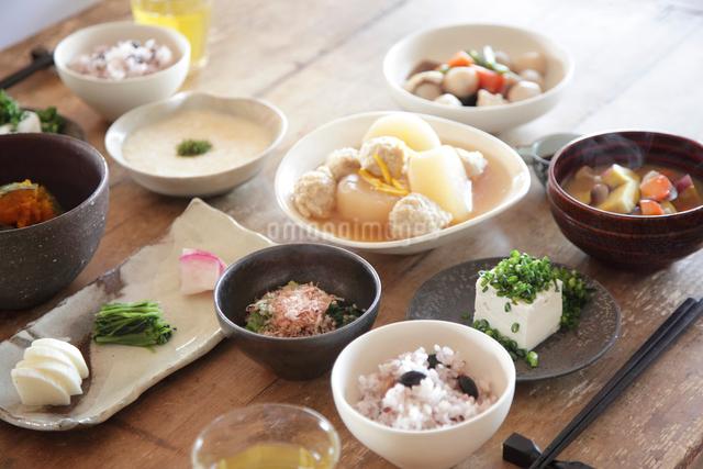 和食イメージの写真素材 [FYI01467870]