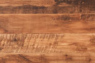 木目調の壁の写真素材 [FYI01470745]