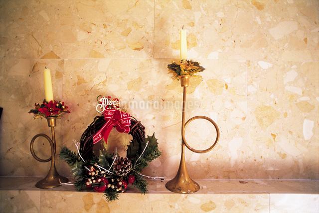 クリスマスモチーフの写真素材 [FYI01470843]