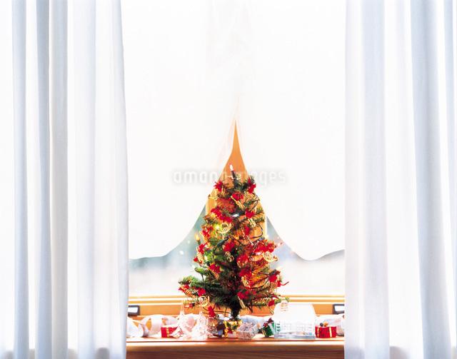 クリスマスツリーの写真素材 [FYI01470983]