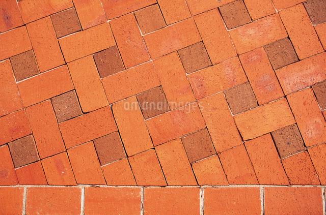 格子柄の床の写真素材 [FYI01471042]
