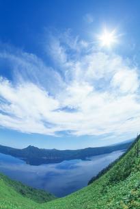 摩周湖の写真素材 [FYI01471214]