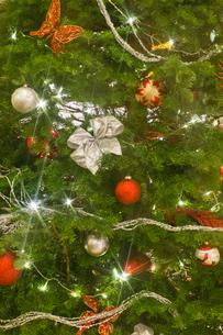 光のクリスマスツリーの写真素材 [FYI01471272]