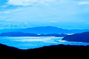 友ヶ島と淡路島の写真素材 [FYI01471515]