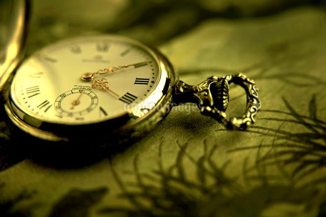 懐中時計の写真素材 [FYI01472028]
