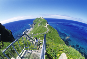積丹半島神威岬の写真素材 [FYI01472338]