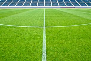 サッカー場(J-GREEN 堺)の写真素材 [FYI01473292]