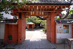 八坂庚申堂の写真素材 [FYI01473328]