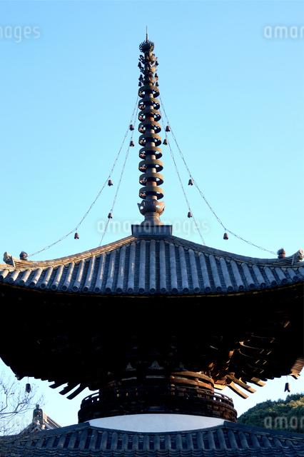 法道寺 多宝塔の写真素材 [FYI01474883]