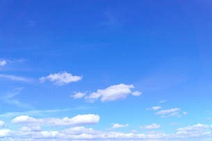 青空と雲の写真素材 [FYI01475563]