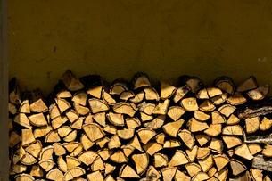 薪の写真素材 [FYI01475834]