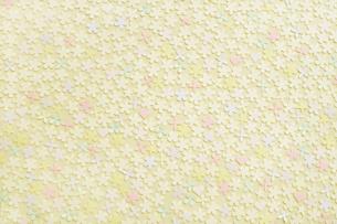 たくさんの色とりどりの小さな花のモチーフの写真素材 [FYI01476372]
