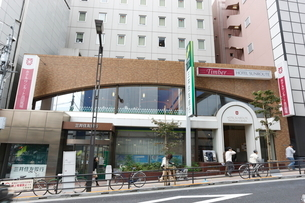 三井住友銀行高田馬場支店の写真素材 [FYI01476903]