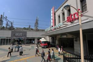 JR上野駅広小路口の写真素材 [FYI01477068]