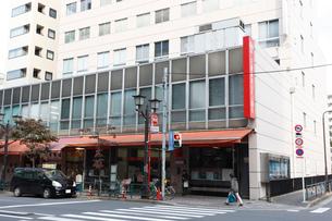 三菱UFJ銀行駒込支店の写真素材 [FYI01477145]