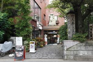 弥生美術館,竹久夢二美術館の写真素材 [FYI01477192]