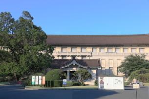 国立博物館の写真素材 [FYI01477193]