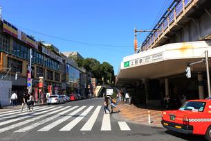 JR上野駅不忍口の写真素材 [FYI01477279]