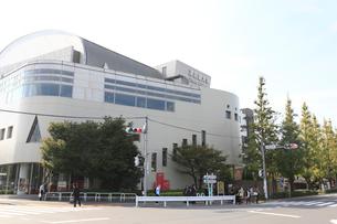 津田塾大学千駄ヶ谷キャンパスの写真素材 [FYI01477309]