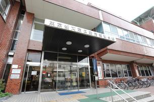 文京区勤労福祉会館の写真素材 [FYI01477351]