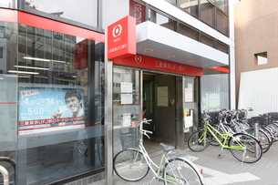 三菱東京UFJ銀行目白支店の写真素材 [FYI01477367]