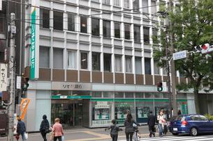 りそな銀行茗荷谷支店の写真素材 [FYI01477378]