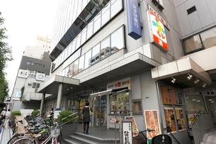 みずほ銀行飯田橋支店の写真素材 [FYI01477468]