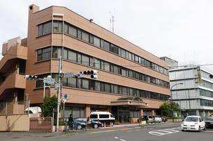 警視庁本富士警察署の写真素材 [FYI01477480]