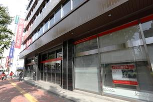 三菱東京UFJ銀行本郷支店の写真素材 [FYI01477502]