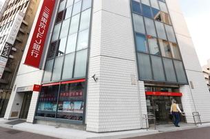 三菱東京UFJ銀行四谷支店の写真素材 [FYI01477530]