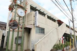 区立谷中コミュニティーセンターの写真素材 [FYI01477581]
