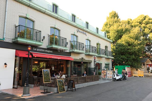 都立上野恩賜公園レストラングリーンパークの写真素材 [FYI01477598]