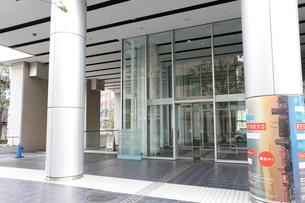 豊島区立中央図書館,あうるすぽっとの写真素材 [FYI01477788]