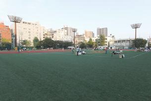 区立総合体育場野球場の写真素材 [FYI01477798]