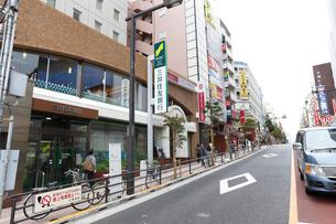 三井住友銀行高田馬場支店の写真素材 [FYI01477919]